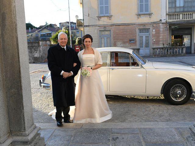 Il matrimonio di Tommaso e Chiara a Laveno-Mombello, Varese 5