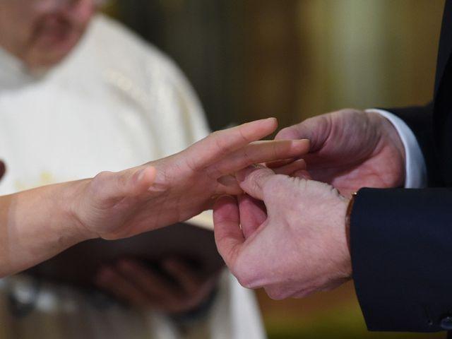Il matrimonio di Tommaso e Chiara a Laveno-Mombello, Varese 23