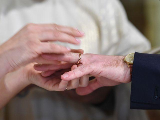 Il matrimonio di Tommaso e Chiara a Laveno-Mombello, Varese 26