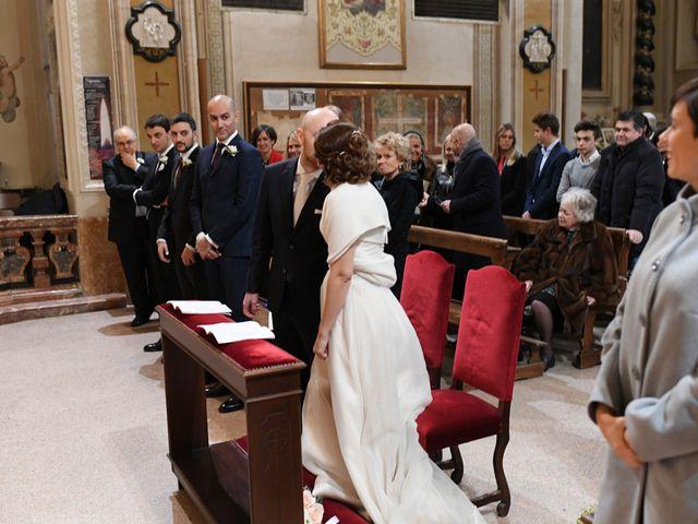 Il matrimonio di Tommaso e Chiara a Laveno-Mombello, Varese 32