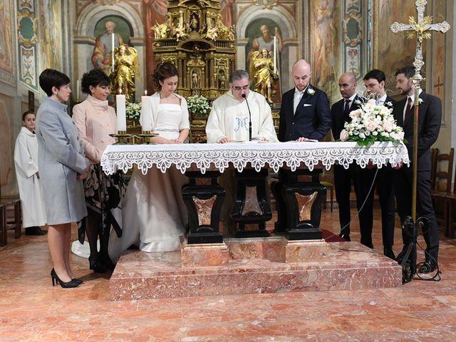 Il matrimonio di Tommaso e Chiara a Laveno-Mombello, Varese 38