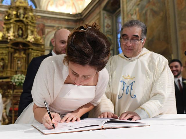 Il matrimonio di Tommaso e Chiara a Laveno-Mombello, Varese 39