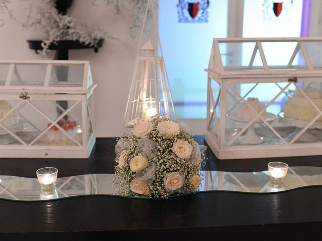 Il matrimonio di Tommaso e Chiara a Laveno-Mombello, Varese 53