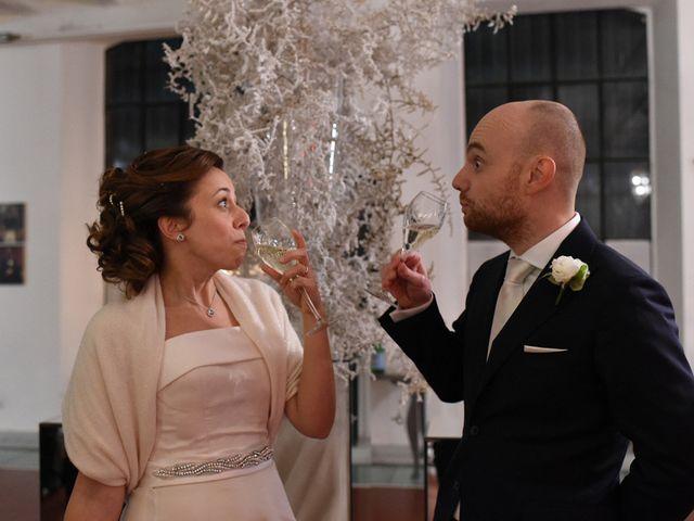 Il matrimonio di Tommaso e Chiara a Laveno-Mombello, Varese 58