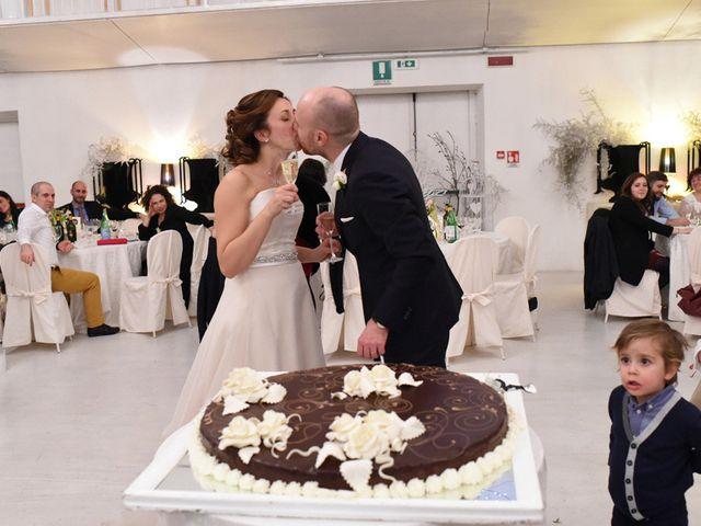 Il matrimonio di Tommaso e Chiara a Laveno-Mombello, Varese 73