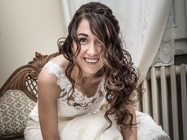 Il matrimonio di Luca e Stefania a Gandosso, Bergamo 18