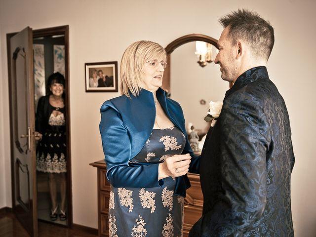 Il matrimonio di Luca e Stefania a Gandosso, Bergamo 19