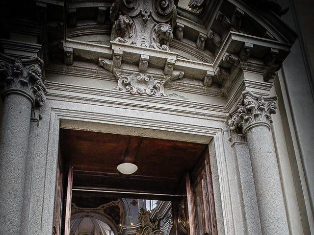 Il matrimonio di Luca e Stefania a Gandosso, Bergamo 30
