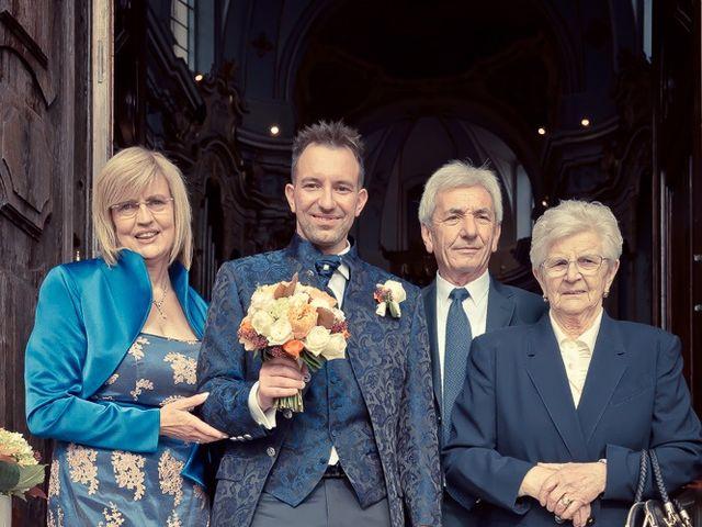 Il matrimonio di Luca e Stefania a Gandosso, Bergamo 33