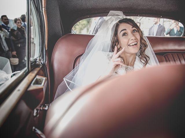 Il matrimonio di Luca e Stefania a Gandosso, Bergamo 35