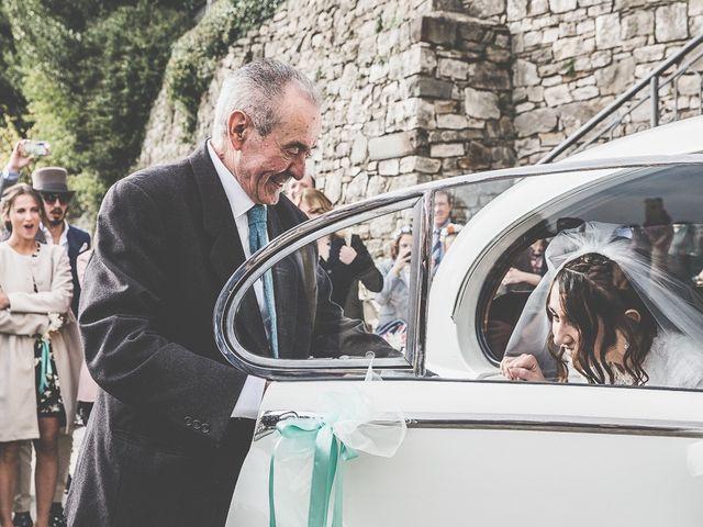 Il matrimonio di Luca e Stefania a Gandosso, Bergamo 36