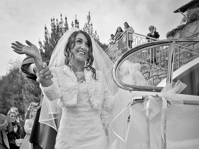 Il matrimonio di Luca e Stefania a Gandosso, Bergamo 37