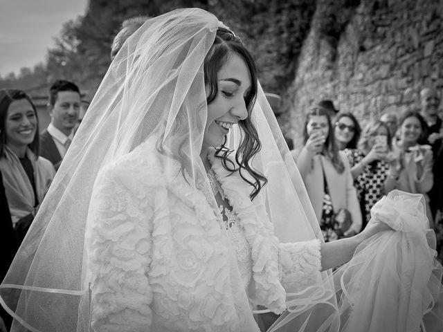Il matrimonio di Luca e Stefania a Gandosso, Bergamo 38