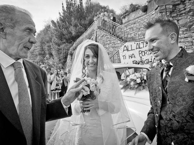 Il matrimonio di Luca e Stefania a Gandosso, Bergamo 40