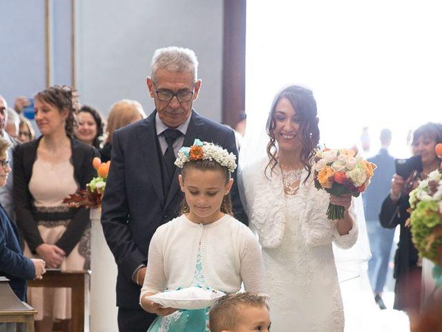 Il matrimonio di Luca e Stefania a Gandosso, Bergamo 44