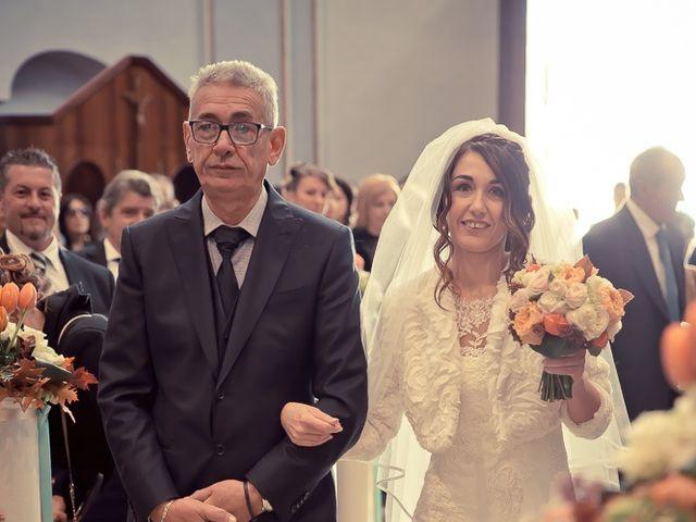 Il matrimonio di Luca e Stefania a Gandosso, Bergamo 45