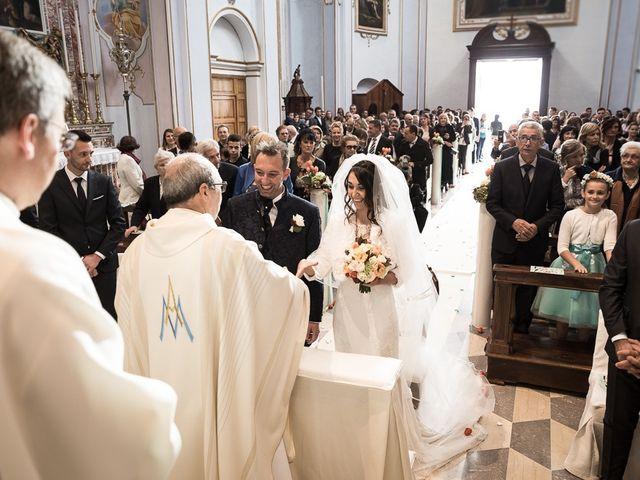 Il matrimonio di Luca e Stefania a Gandosso, Bergamo 46