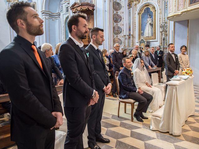 Il matrimonio di Luca e Stefania a Gandosso, Bergamo 47