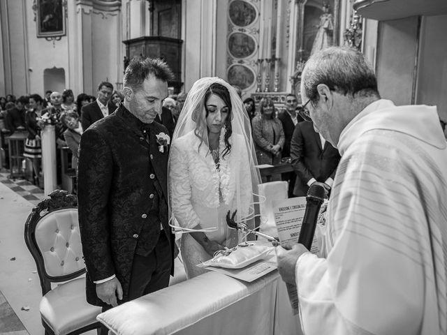 Il matrimonio di Luca e Stefania a Gandosso, Bergamo 50