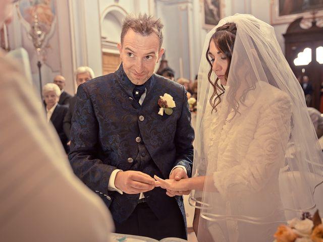 Il matrimonio di Luca e Stefania a Gandosso, Bergamo 51