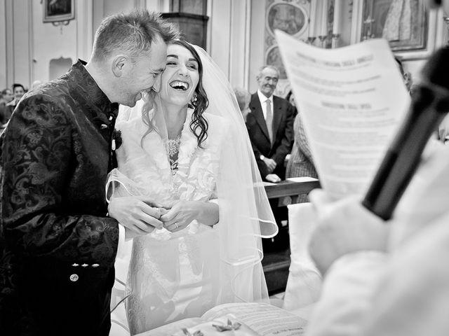 Il matrimonio di Luca e Stefania a Gandosso, Bergamo 52