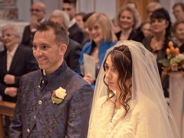 Il matrimonio di Luca e Stefania a Gandosso, Bergamo 53