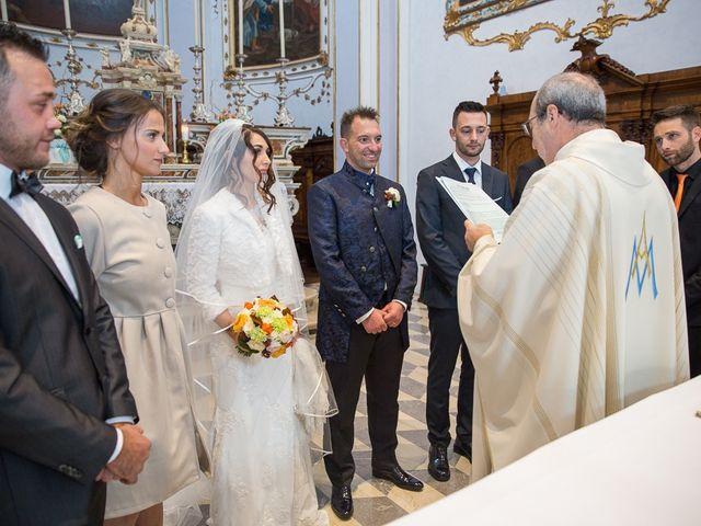 Il matrimonio di Luca e Stefania a Gandosso, Bergamo 55