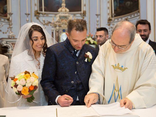 Il matrimonio di Luca e Stefania a Gandosso, Bergamo 56