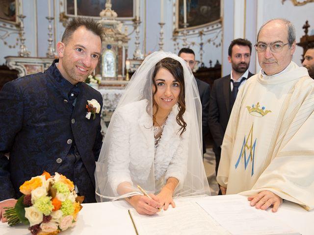 Il matrimonio di Luca e Stefania a Gandosso, Bergamo 57