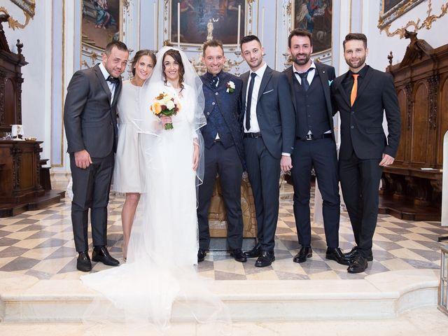 Il matrimonio di Luca e Stefania a Gandosso, Bergamo 58