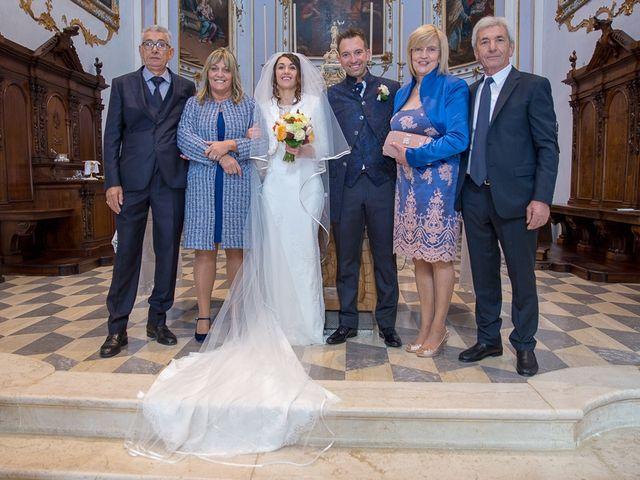 Il matrimonio di Luca e Stefania a Gandosso, Bergamo 59
