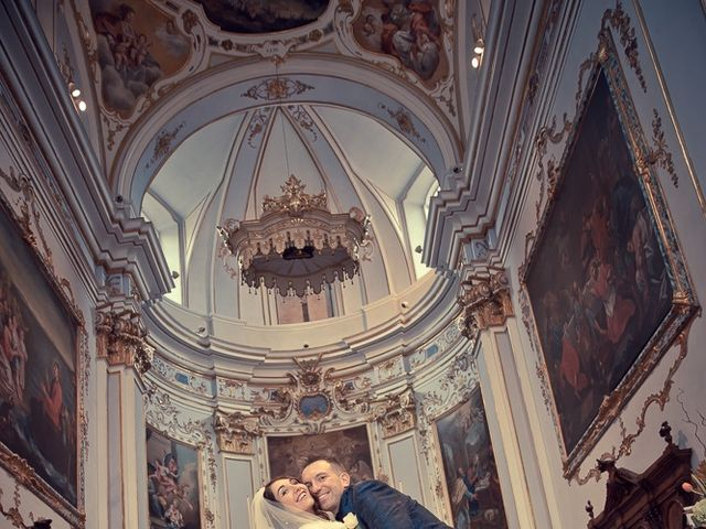Il matrimonio di Luca e Stefania a Gandosso, Bergamo 61