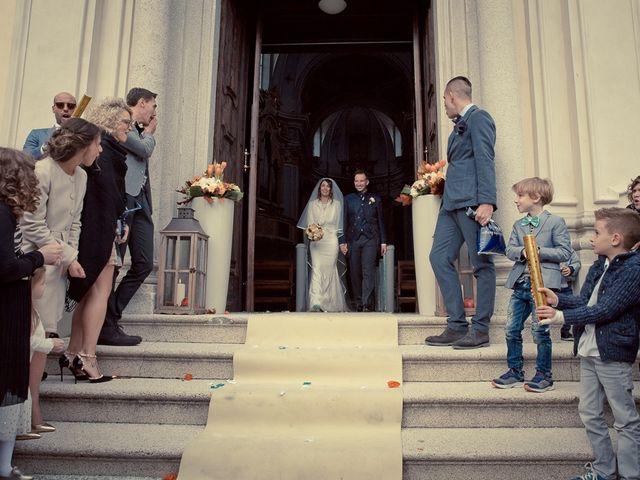 Il matrimonio di Luca e Stefania a Gandosso, Bergamo 62