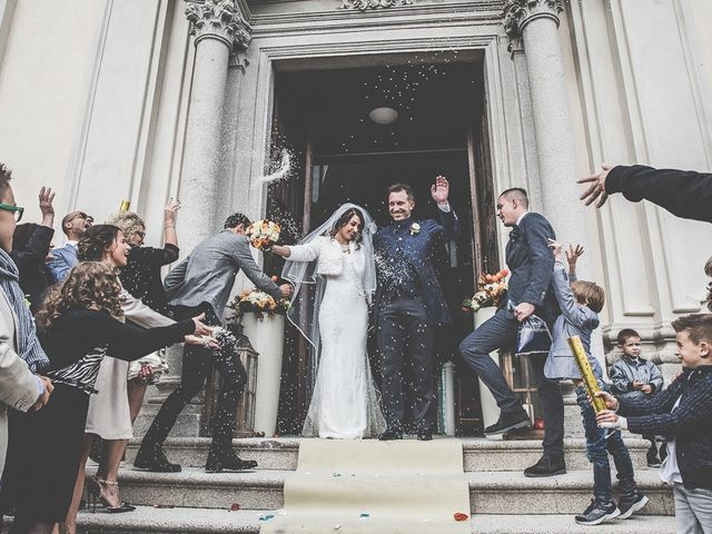 Il matrimonio di Luca e Stefania a Gandosso, Bergamo 63