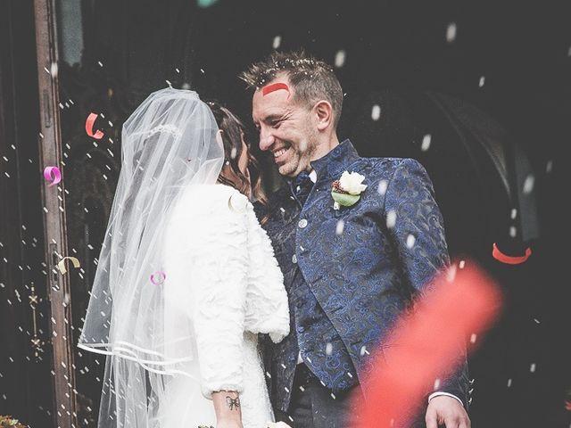 Il matrimonio di Luca e Stefania a Gandosso, Bergamo 64