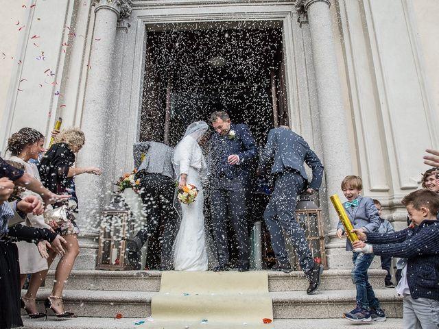Il matrimonio di Luca e Stefania a Gandosso, Bergamo 65