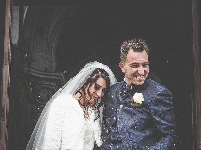 Il matrimonio di Luca e Stefania a Gandosso, Bergamo 66