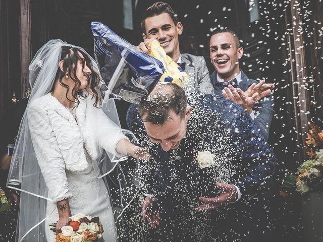 Il matrimonio di Luca e Stefania a Gandosso, Bergamo 67