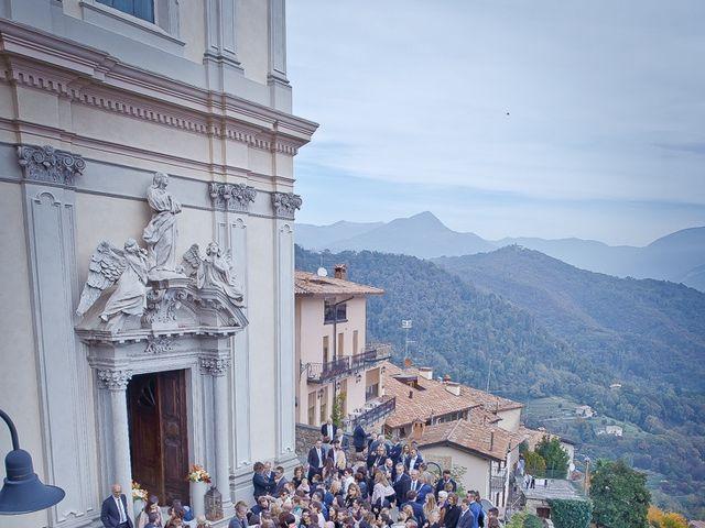 Il matrimonio di Luca e Stefania a Gandosso, Bergamo 69