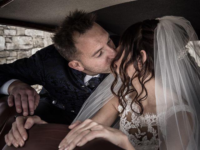 Il matrimonio di Luca e Stefania a Gandosso, Bergamo 71