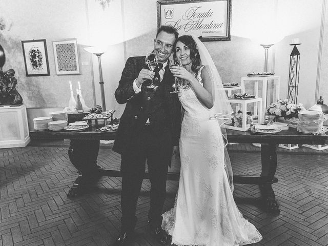 Il matrimonio di Luca e Stefania a Gandosso, Bergamo 72