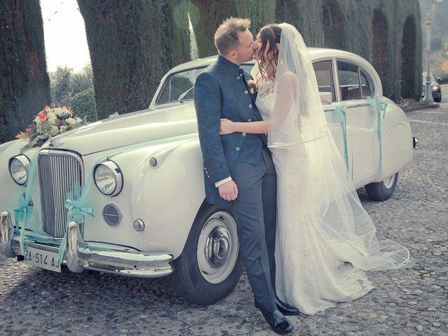 Il matrimonio di Luca e Stefania a Gandosso, Bergamo 73