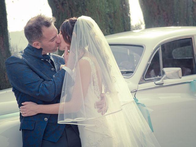 Il matrimonio di Luca e Stefania a Gandosso, Bergamo 75