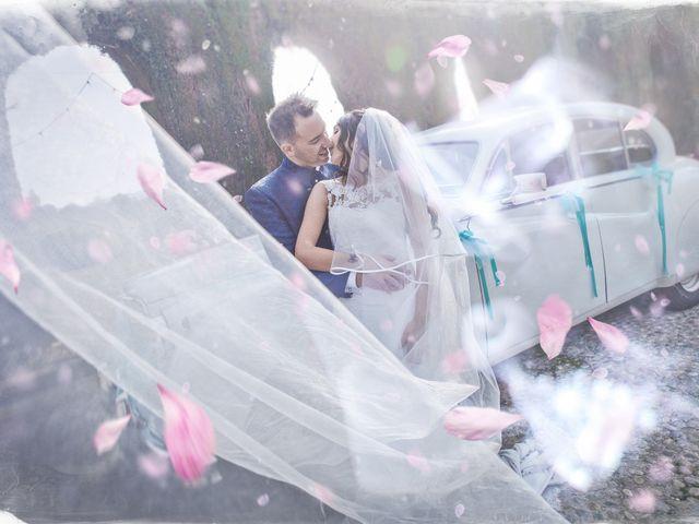 Il matrimonio di Luca e Stefania a Gandosso, Bergamo 1