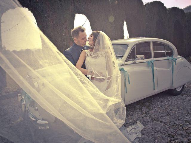 Il matrimonio di Luca e Stefania a Gandosso, Bergamo 76