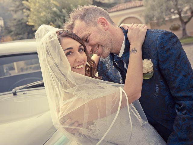 Il matrimonio di Luca e Stefania a Gandosso, Bergamo 78