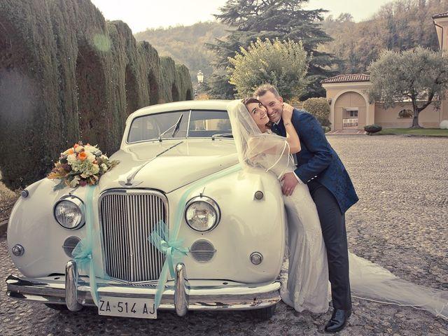 Il matrimonio di Luca e Stefania a Gandosso, Bergamo 79