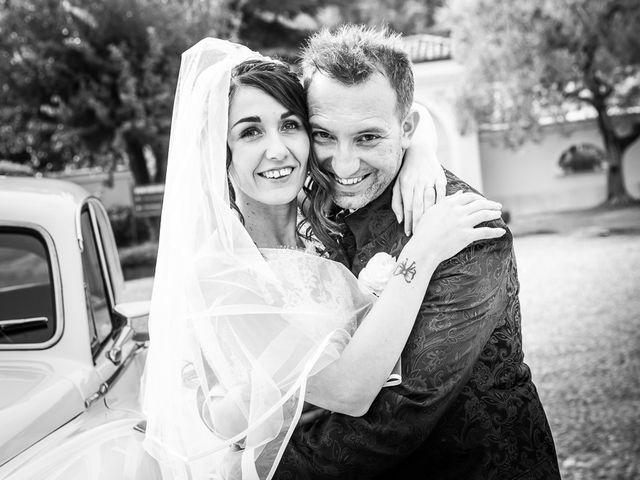 Il matrimonio di Luca e Stefania a Gandosso, Bergamo 80
