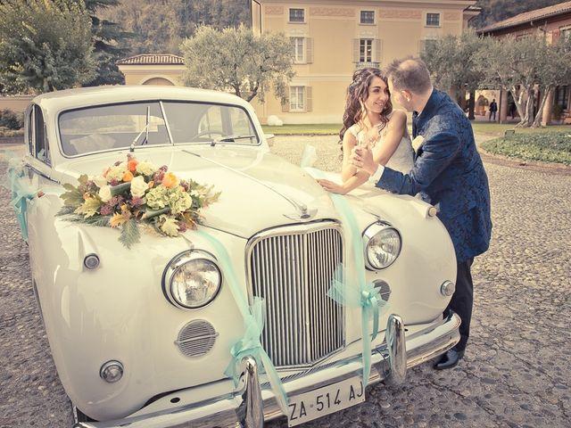 Il matrimonio di Luca e Stefania a Gandosso, Bergamo 81