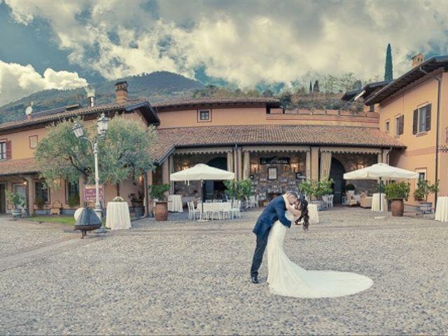 Il matrimonio di Luca e Stefania a Gandosso, Bergamo 2